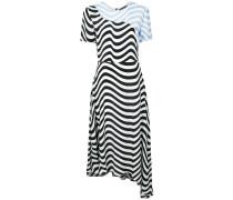 asymmetric hypnotic dress