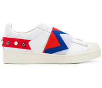 Sneakers mit Riemen