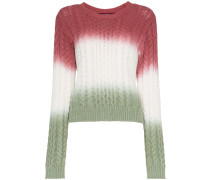 Britta cotton cable knit jumper - Unavailable