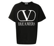 T-Shirt mit VLOGO Dreamers-Print