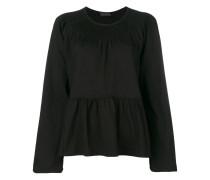 longsleeved blouse