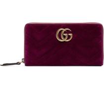 'GG' Portemonnaie mit Logo