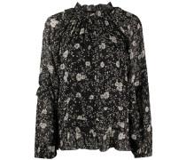 'Eyden' Bluse mit Blumen-Print