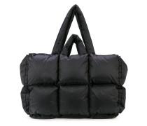 Gesteppte Oversized-Tasche