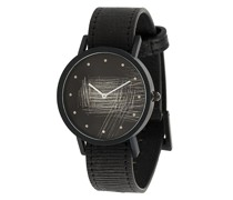 'Avant Surface Black' Armbanduhr