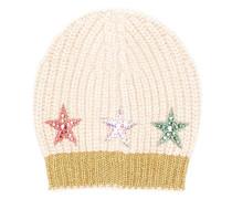 star embellished beanie