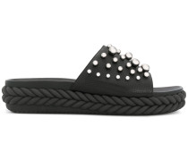 studded open-toe sandals