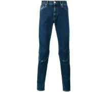 Schmale 'Biker' Jeans
