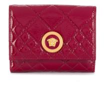 Portemonnaie mit Medusa-Schild