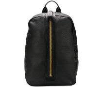 front zipped backpack