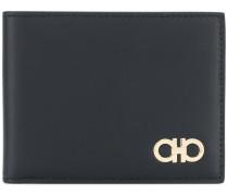 double Gancio bi-fold wallet