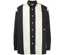 Hemd mit breiten Streifen
