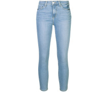 'Margot' Cropped-Jeans