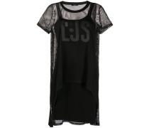 Camisole-Kleid im Layering-Look