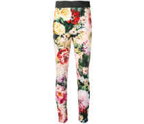Leggings mit Blumen-Print