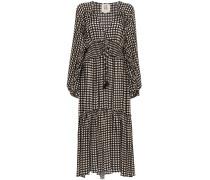 Gepunktetes 'Alessia' Kleid
