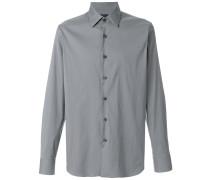 Hemd aus Baumwollstretch