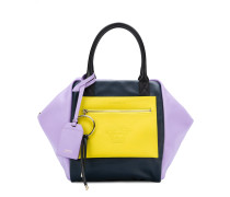 Tasche in Colour-Block-Optik