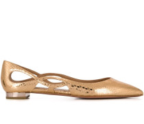 Ballerinas mit Cut-Outs