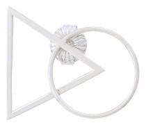 'Alex' Ohrring aus Sterlingsilber