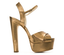 platform-sole sandals