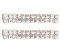 'Odette' Haarspangen mit Kristallen