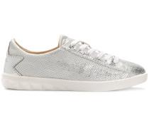 'S-Olstice' Metallic-Sneakers