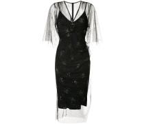 Semi-transparentes Kleid