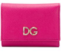Verziertes 'Dauphine' Portemonnaie