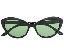 'Freda' Cat-Eye-Sonnenbrille