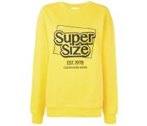 Sweatshirt mit Slogan