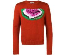 'Watermelon' Pullover