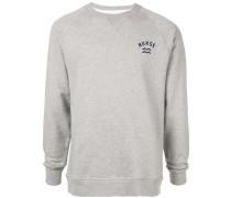 Sweatshirt mit Wellen-Logo