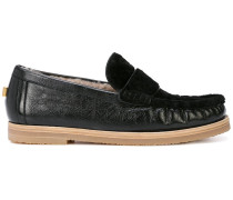 'Bromley' Shearling-Loafer