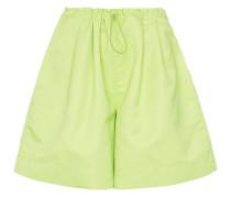 Twill-Shorts mit Kordelzug