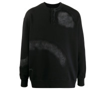 A-COLD-WALL* Sweatshirt mit Knopfdetail
