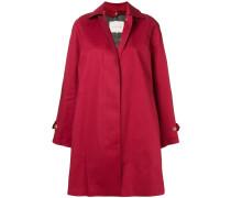 Ruby Bonded Cotton Coat LR-073D