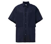'Lineman' Hemd mit kurzen Ärmeln