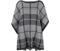 checked tabard sweater