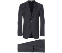 Anzug mit Cropped-Hose