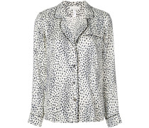 Top mit Leoparden-Print