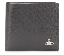 bi-fold logo wallet