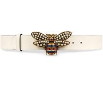 'Queen Margaret' Ledergürtel