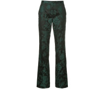 Soho floral trousers