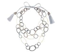 Halskette mit Knotenverschluss