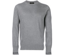 crew-neck jumper