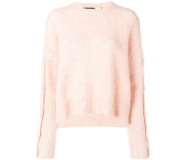 Pullover mit Knopf