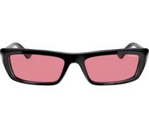 Eckige 'Bella' Sonnenbrille