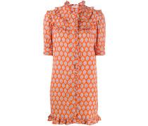 'Rochel' Kleid mit Rüschen