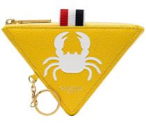 Portemonnaie mit Krabbenmotiv